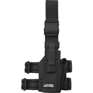 Loaded Gear CX-500 Drop Leg Handgun Holder