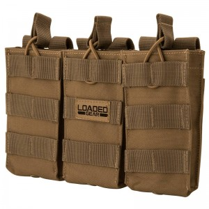 Loaded Gear CX-200 Triple Magazine Pouch