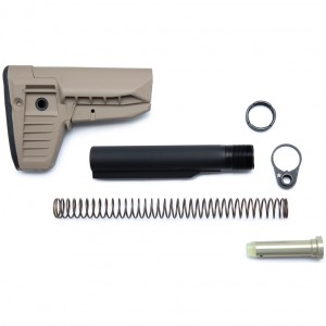 Bravo Company Mod 1 SOPMOD Compartment Gunfighter Stock Kit