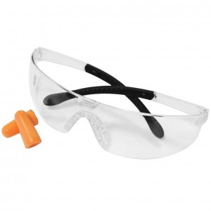 Birchwood Casey Lycus Glasses with Ear Plugs