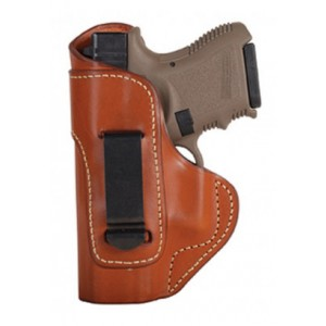 Blackhawk Leather Inside The Pants Holster With Clip