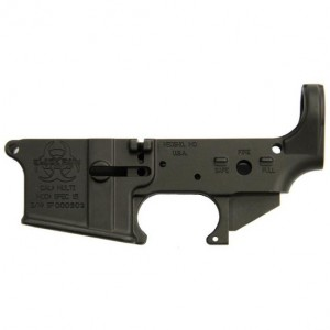 Black Rain Ordnance Spec15 Forged Lower Receiver