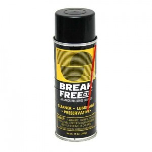 Break Free CLP Cleaner, Lubricant & Protectant
