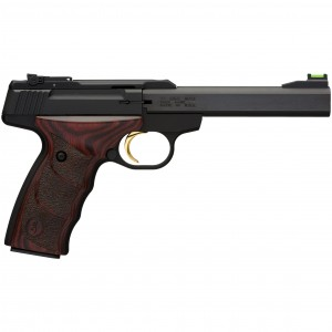 Browning Buck Mark Plus Rosewood UDX 22 Long Rifle