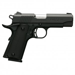 Browning 1911-380 Black Label Compact 380 ACP