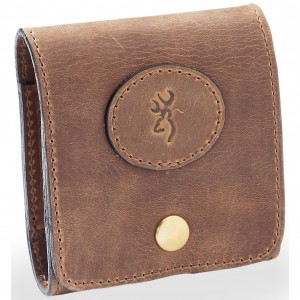 Browning Crazy Horse Leather Magnum Cartridge Case