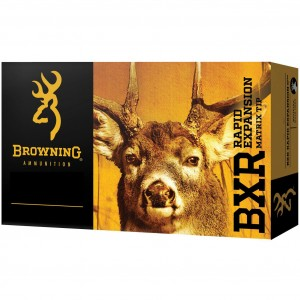 Browning BXR Rapid Expansion 6.5 Creedmoor 20rd Ammo