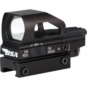 BSA Digital Panoramic Reflex Sight