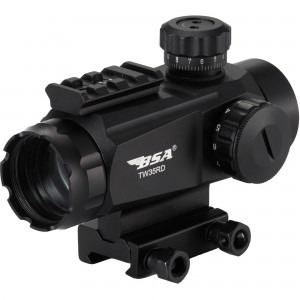 BSA Tactical Weapon 35mm Red Dot Sight