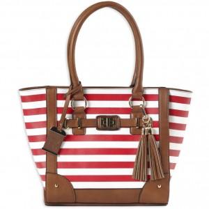 Bulldog Tote Style Purse with Holster