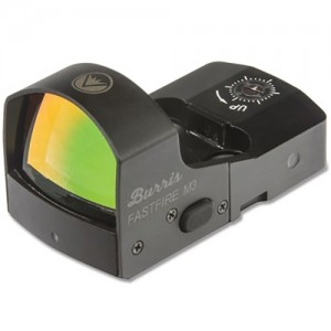 Burris 1x21x15 FastFire M3 Red Dot Sight