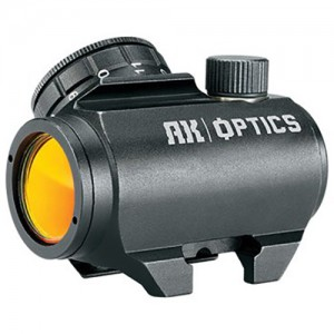 Bushnell 1x25 AK Optics Red Dot Sight