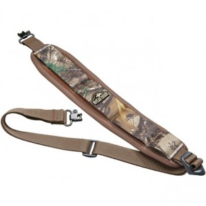 Butler Creek Comfort Stretch Firearm Sling with Swivel