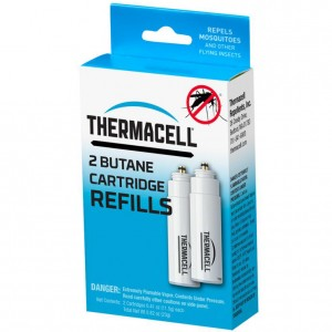 ThermaCELL Butane Cartridges - Two Pack