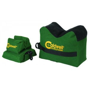 Caldwell Deadshot Filled Front and Rear Shooting Bags