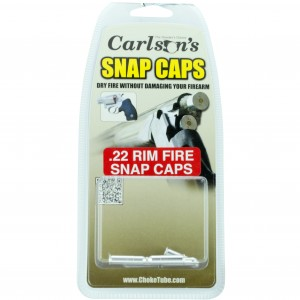 Carlson's Aluminum 22 Long Rifle Snap Cap