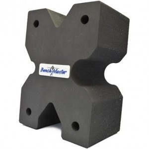 BenchMaster X-Block Shooting Rest