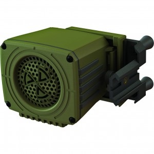 Convergent Sidewinder Weapon Mounted Game Call