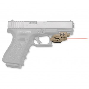 Crimson Trace Rail Master Universal Red Laser Sight