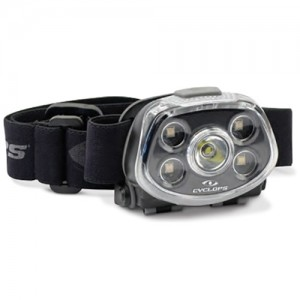 Cyclops 350 Lumen Force XP Headlamp