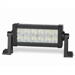 Cyclops 12 LED Dual Row Side Mount Bar Light