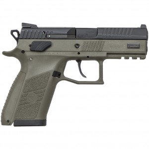 CZ-USA P-07 OD Green 9mm Luger