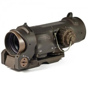 Elcan 1x/4x SpecterDR Optical Sight