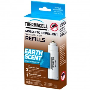 ThermaCELL Earth Scent Mosquito Repeller Refill - Single Pac
