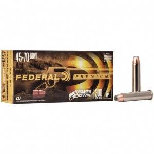Federal HammerDown 45-70 Government 20rd Ammo
