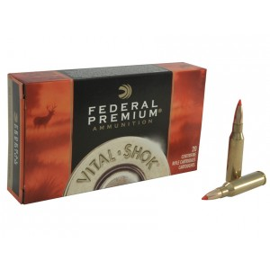 Federal Vital-Shok 7mm-08 Remington 20rd Ammo
