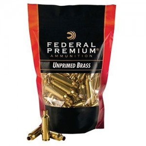 Federal 223 Remington Unprimed 100rd Brass