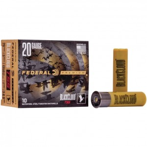 Federal Black Cloud TSS 20 Gauge 3,9 Shot 10rd Ammo