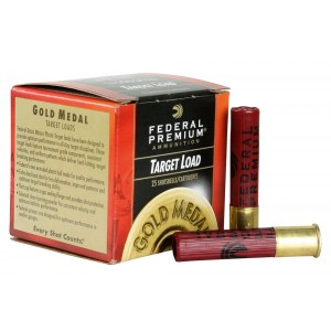 Federal Gold Medal 410 Gauge 9 Shot 25rd Ammo