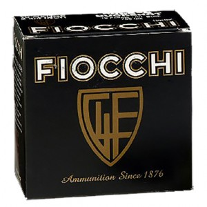 Fiocchi High Velocity 12 Gauge 6 Shot 25rd Ammo