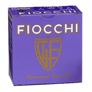 Fiocchi Exacta International 12 Gauge 7.5 Shot 25rd Ammo