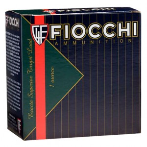 Fiocchi Super Crusher 12 Gauge 7.5 Shot 25rd Ammo