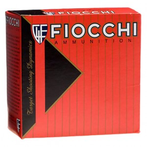 Fiocchi Shooting Dynamics 12 Gauge 7.5 Shot 25rd Ammo