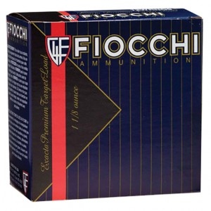Fiocchi Power Spreader 12 Gauge 8.5 Shot 25rd Ammo