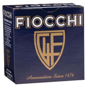 Fiocchi High Velocity 20 Gauge 5 Shot 25rd Ammo