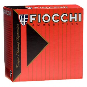 Fiocchi Shooting Dynamics 20 Gauge 8 Shot 25rd Ammo