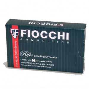 Fiocchi Shooting Dynamics 243 Winchester 20rd Ammo