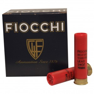 Fiocchi High Velocity 28 Gauge 7.5 Shot 25rd Ammo