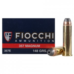 Fiocchi Shooting Dynamics 357 Magnum 50rd Ammo
