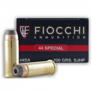 Fiocchi Shooting Dynamics 44 Special 50rd Ammo