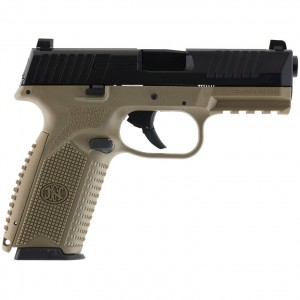 FN Herstal FN 509 Non-Manual Safety 9mm Luger