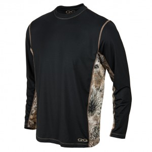 GameGuard Men's Caviar Long Sleeve Performance Tee
