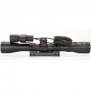 Gamo 4x32 Varmint Hunter Kit II Air Riflescope