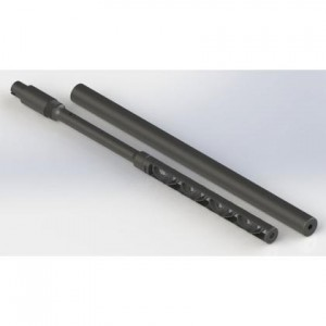 Gemtech MIST-22 Rimfire Suppressor