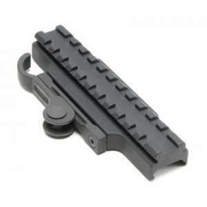 GG&G Accucam Quick Detach Standard Base