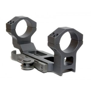 GG&G AC-30 Accucam QD Mounting Base w/ Integral 30mm Rings